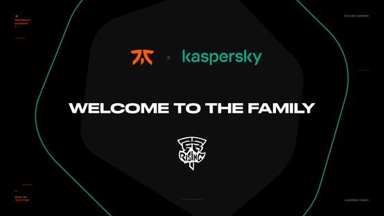 team-play-kaspersky-and-fnatic-announce-global-partnership